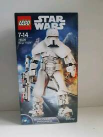 Lego starwars range trooper 75536