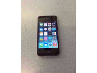 APPLE IPHONE 4 UNLOCKED 8GB WITH RECEIPT
