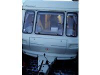 1996 Coachman Mirage 350/2 Berth Touring Caravan