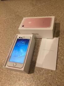 Apple iPhone 7 32g Rose Gold 🌹