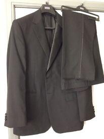 Men's Black Dinner Suit