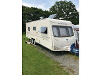 Twin axle 2008 caravan for sale bailey senator Wyoming excellent condition includes many extras