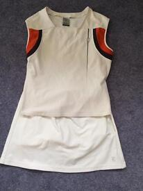 Ladies Nike Tennis set size S and M