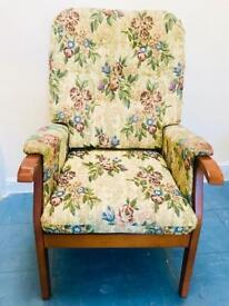 Beautiful mid century armchairs