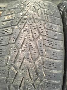 3 pneus 225/40r18 nokian