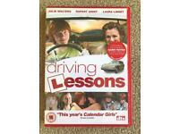 DRIVING LESSONS DVD (Julie Walters & Rupert Grint)