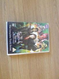 Sarah Jane Adventures DVD - The Complete Third Series - 2 Disc Set