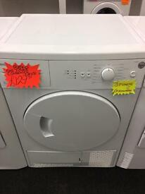 BEKO 6KG CONDENSER TUMBLR DRYER IN WHITE