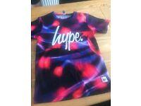Boys hype tshirt