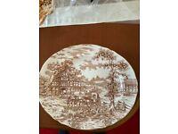 Alfred Meakin vintage platter