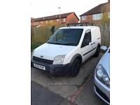 Ford connect van 2005