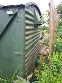 Railway box carrage Restoration project