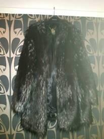 Biba Faux Fur Coat