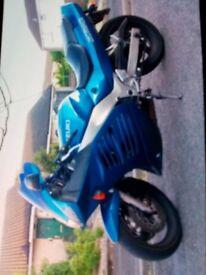 Susuki Motorcycle
