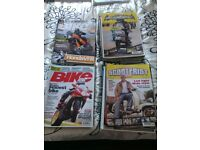22 bike and scooter magazines