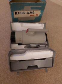 Ilford Elmo projector