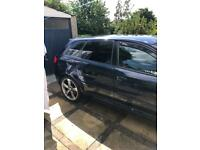 Audi A3 2.0 petrol private plate 2007