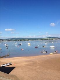 River Exe swinging mooring Exmouth side 01 area