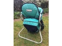 PAPOOSE BABY CARRIER/CHAIR