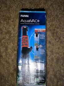 Fluval AquaVac+ Water Changer and Gravel Cleaner