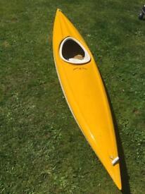 Phoenix Canoe fibreglass single seater
