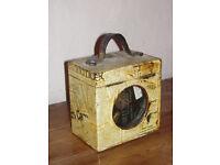 Vintage Toulet Imperator Pigeon Timing Clock