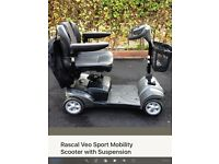 Rascle Mobility Scooter