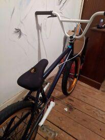 S&m custom BMX (s&m LAF frame, Odyssey kink proper animal)