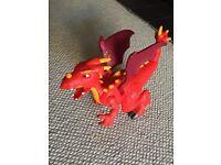 Imaginext interactive dragon