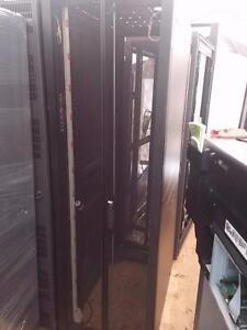 Tripp Lite 42U  Server Rack Enclosure /w Doors very clean 78 x 42 x 24