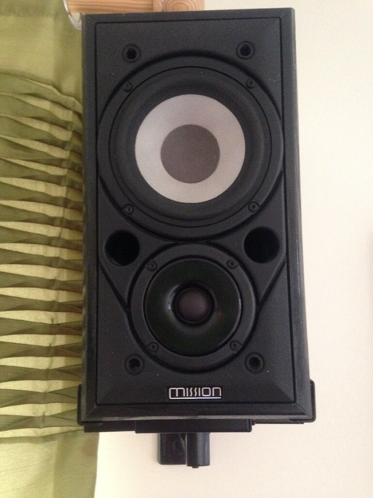 Mission 700 speakers