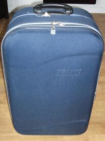 Wheeled Fabric suitcase