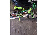 16 inch wheel Ben Ten Bike