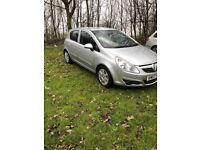 Vauxhall Corsa 1.2 bi fuel (gas) 57 plate starts and drives