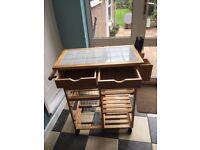 Kitchen trolley/storage