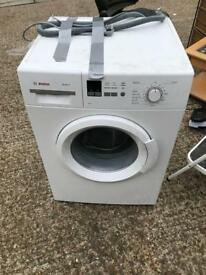 Bosch Washing Machine ~ 1200 Spin 6kg Drum