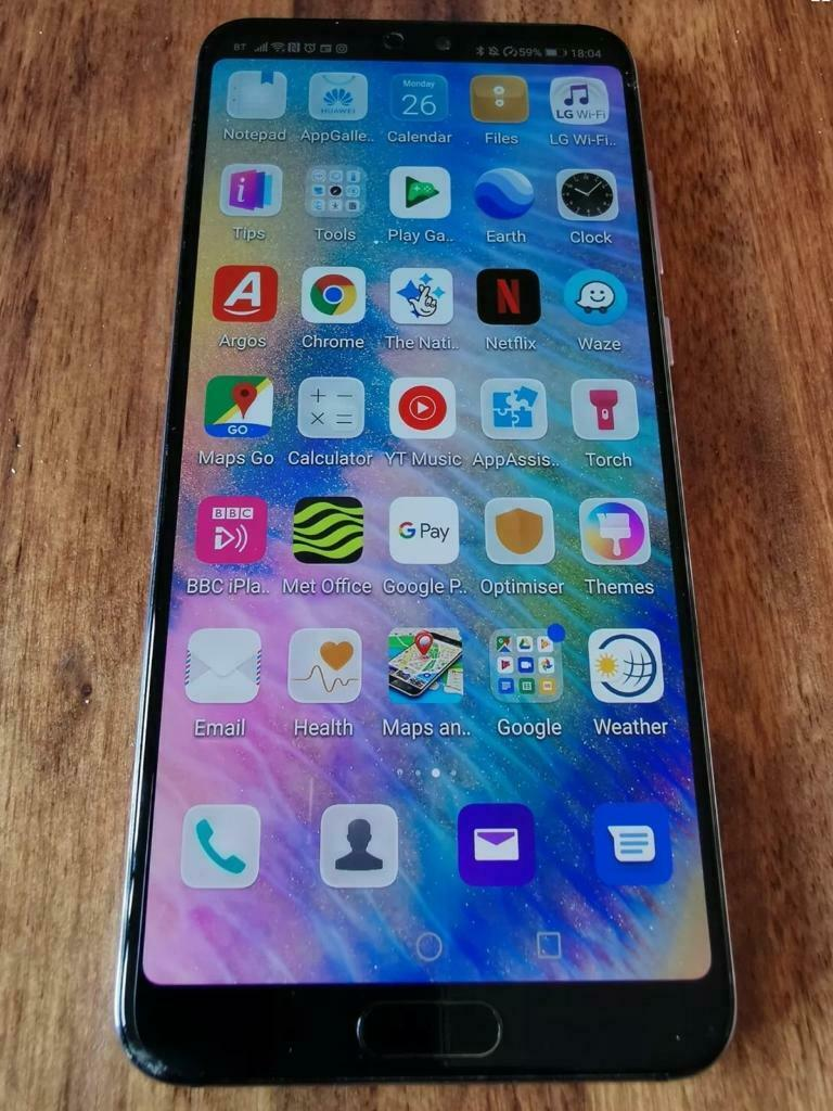 Huawei p20 pro unlocked and boxed £315 Ono | in Plymouth, Devon | Gumtree