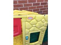 Little tikes play house garden toy