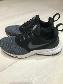 immaculate Nike presto fly trainers size 3.5