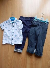 Unworn Boys Clothes 18-24 months Baker by Ted Baker