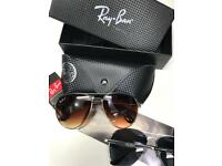 New rayban sunglasses everything in pic