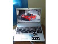 "GAMING SONY VAIO 16,4"" - INTEL CORE i5 - NVIDIA - BLUERAY - FULL HD 1920/1080"