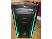 Gaming pc with extras