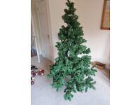 Christmas tree 6ft green