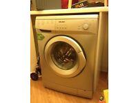 Bush washing machine 1200 spin