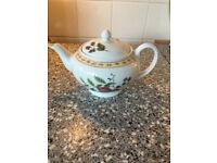 Teapot, Fruit Sampler by Johnson Bros