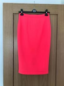 New River Island Pink Skirt