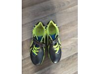 Clark's football boots size 2f