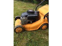 McCUllch - petrol lawnmower- repairs