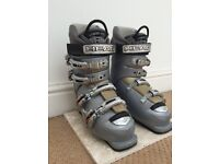 Ski boots- women, size 6